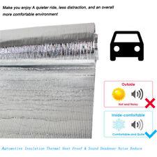 Automotive Heat Insulation 20 sq.ft / Car Sound Deadening Block Noise Reduce Mat
