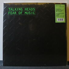 TALKING HEADS 'Fear Of Music' 180g Vinyl LP NEW & SEALED