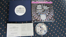 10 euro argent Notre Dame de Paris Unesco 2013 BE