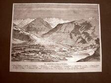 La catastrofe di Elm in Svizzera nel 1881 Segnes Kolls Querceto Moderhorn Ofen