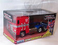 Transformers Autobot Optimus Prime Truck 1-32 Diecast model New Jada 99477