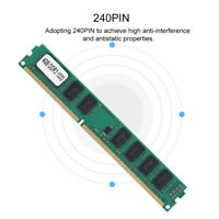 DDR3 1333Mhz 4GB Desktop Laptop Memory RAM 240Pin PC3-10600 DIMM for Intel AMD