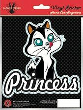 PUSSYFOOT PRINCESS AUTO STICKER - brand new