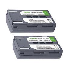2x Kastar Battery for Samsung SB-LSM80 SC-D363 D364 D365 D366 D371 D372 D375