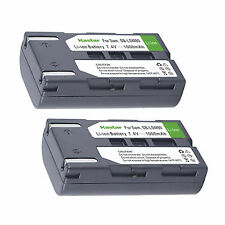 2x Kastar Battery for Samsung SB-LSM80 VP-D365Wi D371 D372 D375 D451 D453 D454