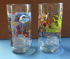 1981 McDonalds The Great Muppet Caper Glasses