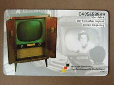 Nederlands Duitse Chip kaart MINT Ongebruikt  - Fernseher / TV