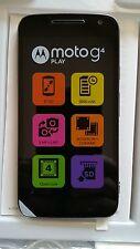 Motorola Moto G4 Play 4G LTE 16GB unlocked for all verizon mvno page plus Phone
