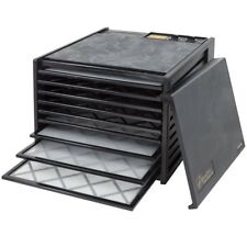 Excalibur 9 Tray Dehydrator with 26hr Timer in Black