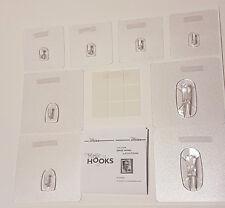 Magische Haken im 8 teiligen Set + 9 Sticky Note