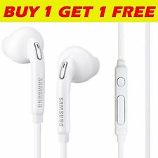 New Handsfree Earphone Headphone For Samsung Galaxy S6 S7  Edge Note 4