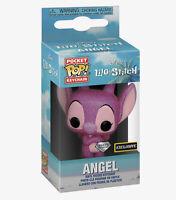 Funko! Pocket Pop! Disney Lilo And Stitch Angel Diamond Hot Topic Exclusive