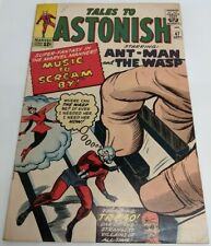 Tales To Astonish 47 1963 silver age marvel comic Ant Man