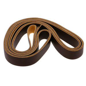 10 Meters 15mm Leather Strap Strip for Leather Craft Bag Handle Light Coffee New