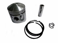 NEW ROYAL ENFIELD 350CC PISTON ASSY WITH RINGS OVERSIZE +60