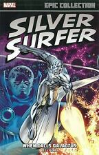 Silver Surfer Epic Collection: When Calls Galactus (Paperback or Softback)