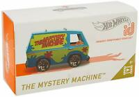 2019 Hot Wheels id Scooby Doo THE MYSTERY MACHINE ☆Green☆ SCREEN TIME 🎬Series 1