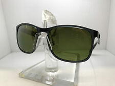bd626204808 Authentic RAY BAN SUNGLASSES RB4264 8766O 4264 SHINY GREY GREEN GOLD  POLARIZED