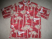 ANAHEIM/ CALIFORNIA ANGELS HAWAIIAN SHIRT CLASSIC LOGO SHOHEI OHTANI SZ: XL