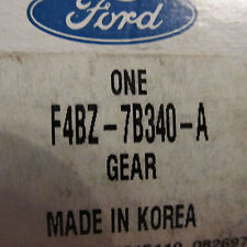 Nos 1994 - 1997 Ford Aspire Transmission Third Gear Assembly F4Bz-7B340-A New