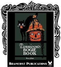 1919 Dennison's Bogie Book (Dennisons Halloween)