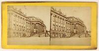 Germania Palais Potsdam Foto Stereo PL55L5n Vintage Albumina
