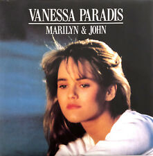 "Vanessa Paradis 7"" Marilyn & John - Imprimé en France - France (VG+/EX)"