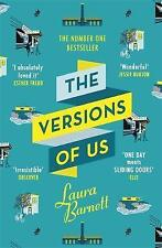 The Versions of Us: The Number One bestseller, Barnett, Laura, 1474600891, New B