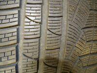 2 winterreifen 295 30 20 101w pirelli  2012 winter reifen r19