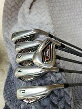 Titleist AP1 716 Irons Set 6-PW+AW (Kuro Kage, senior )excellent  cond