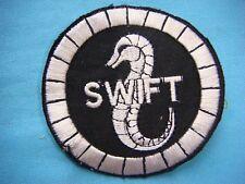 VIETNAM WAR PATCH, US NAVY COASTAL SURVEILLANCE FORCE SWIFT BOAT