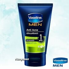 1 x 100 ML. Vaseline Men ANTI ACNE Solution Foam face wash Visibly fairer skin