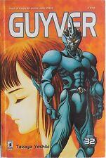 STAR COMICS MANGA  GUYVER N.32 2004