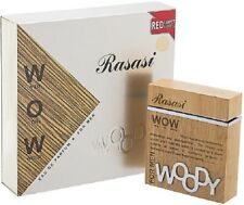 RASASI WOW WOODY EAU DE PARFUM FOR MEN AROMA SCENT WITH LOW SHIPPING COST- 60 ML