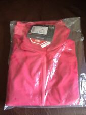 NEW GORE POWER TRAIL LADY WINDSTOPPER SOFT SHELL JACKET EU 40 PINK RRP £150