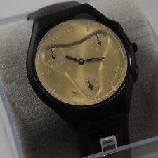 swatch special skin chrono vintage james bond 007 orologio uomo raro goldeneye