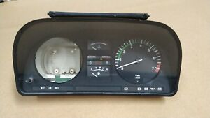 BMW E28 instrument cluster Euro TESTED @ Very Good @ M20