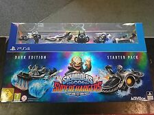 Skylanders Superchargers Starter Pack Dark Edition für PS4 Neu+OVP