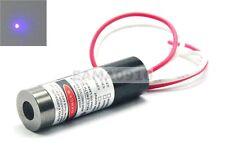 Potenzialmente attivo 405nm 20mW Viola/Blu Laser Dot Diodo Moduli 13x42mm con DRIVER in