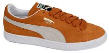 Chaussures PUMA à lacets en cuir pour garçon de 2 à 16 ans