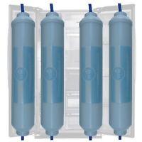 4x filtre à eau réfrigérateur américain SAMSUNG remplace Filtre DA29-10105J