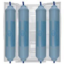 4x filtre à eau réfrigérateur américain BEKO remplace Filtre Beko DA2010CB