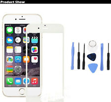 For Apple iPhone 5 5S White Front Outer Touch Screen Glass Lens Replacement Part
