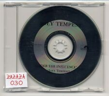 Joey Tempest CD Under The Influence - 1-track promo CD - europe solo