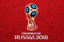 Panini Sticker Fussball WM 2018 Russia - komplett-Set - alle 682 Sticker + Album