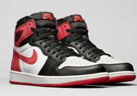 Nike Air Jordan 1 High OG Track Red US 10,5 EU 44,5 Neu Bred Off White Lebron