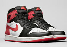 Nike Air Jordan 1 High OG Track Red US 11 UE 45 NOUVEAU Bred Off White Royal