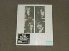 FREE EMS SHIP BEATLES WHITE ALBUM 50TH SUPER DELUXE JAPAN 6 SHM CD + BLU-RAY