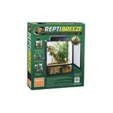 ZOO MED LABORATORIES REPTIBREEZE SCREEN CAGE SMALL - 679823 NEW