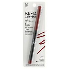 Revlon ColorStay Lip Liner with SoftFlex, Wine [670] 1 ea (Pack of 2)